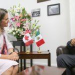En las negociaciones del TLCAN: con Canadá todo, sin Canadá nada