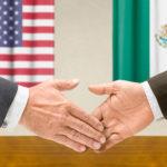 Logran acuerdo México y EU sobre el TLCAN