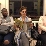Karime Macías vuelve a aparecer en el metro de Londres