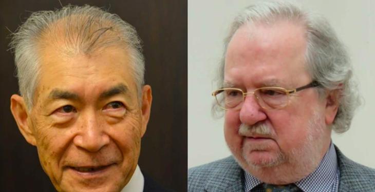 Tasuku Honjo y James P. Allison