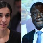 En la era #MeToo: Nobel de la Paz para activistas contra la violencia sexual