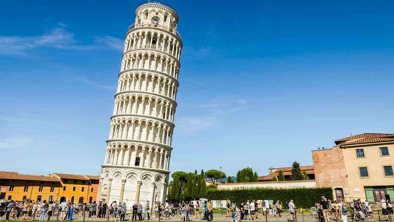 foto de PublikoLa Torre de Pisa ya no está inclinada como antes y