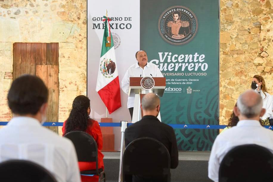 Martin Luther King III-mexico-140221
