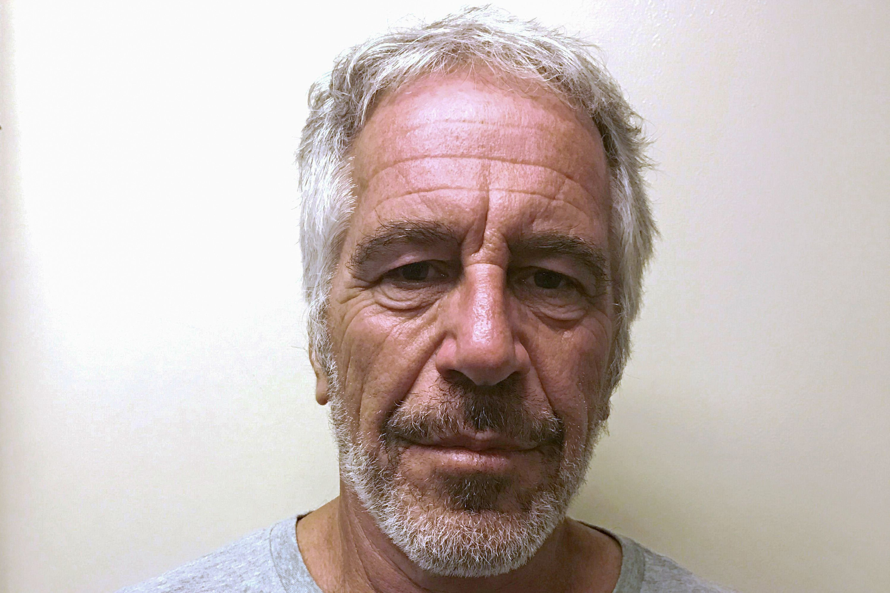Jeffrey Epstein.  New York State Division of Criminal Justice Services/Handout via REUTERS/File Photo